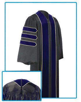 Cambridge Doctor Gown
